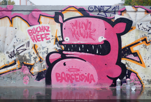 MINI KIWIE by KIWIE-FAT-MONSTER