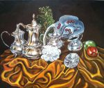 Study of Silver by AnnetteJimerson