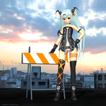 MMD Just Alice Again by Trackdancer