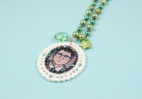 Cyril Figgis Necklace by PeppermintPuff