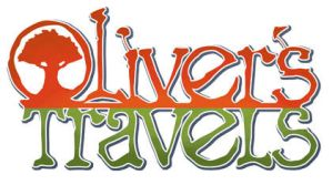 Oliver's Travels Logo by Jcoon