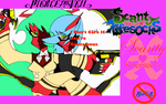 IDCIYC DE (Scanty X Kneesocks) Tsoy #605 by TheYuriReviewer