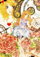 Alice in Wonderland by PinkyT-O-E