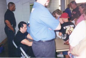 Tommy Dreamer by fate82