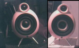 MY two new rear speakers by FoxTail8000
