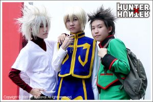 Cosplay: HUNTER x HUNTER 2007 by Zeasonal