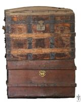 Old Trunks by TheoGothStock