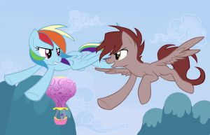 Race by sukinorules