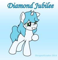 Grandchildren of the Mane Six! Diamond Jubilee by ShrapnelLeader