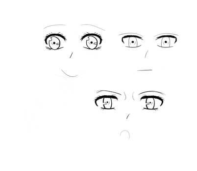 Eyes Test by Born228