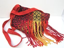Woven Bag by nosepace
