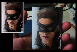Dark Knight Rises - Catwoman by RandySiplon