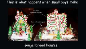 Gingerbread House by AG88