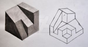 cubes by Industriealptraume