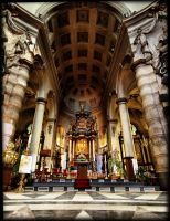 Basilica Our Lady of Hanswyk 1 by pagan-live-style