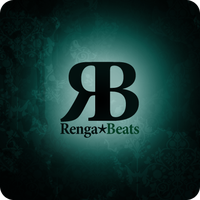 Logo design RengaBeats by Renga-Arts