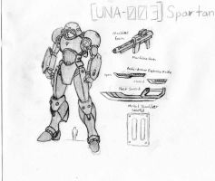 Spartan Revised by Linkinpark30101
