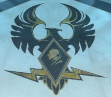 Lord regent's symbol by isaac77598