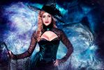 Witch (Charmed. Alyssa Milano) by AGMarry