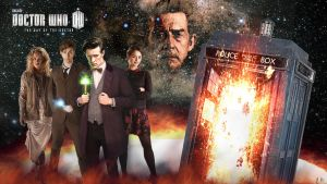 Doctor Who 50 by lenny6666