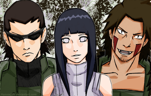 the team 8 baes [colored] by Mannie258
