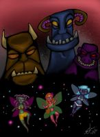 Scary Monsters and Nice Sprites by scruffyzero