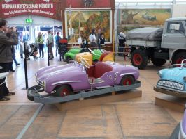 old bumper car I by two-ladies-stocks