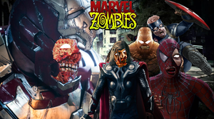 Cinematic Marvel Zombies by dragonsblood23