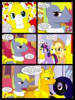 The Rightful Heir: Issue 3 - Page 05 by GatesMcCloud