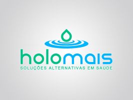 Logo - HoloMais by lcdesigner