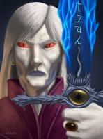 Elric. by Damian-Geisser
