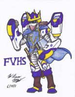 Robot Request - FVHS by WMDiscovery93