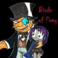 birds of prey by iceclimbers87
