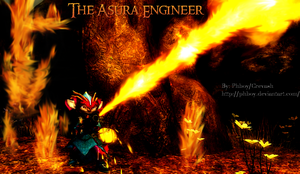 The Asura Engineer (GW2) by TossarN