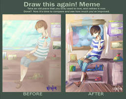 Draw this again [Aug '14 - Nov '14] by cikru
