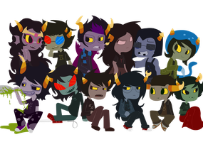 Homestuck by Lord-Hon