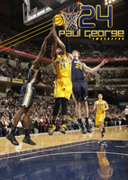Paul George 24 by 1madhatter
