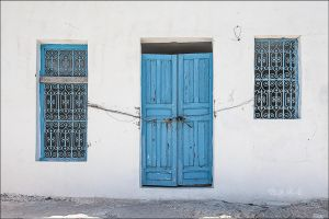 Pale Blue Doors by BFGL