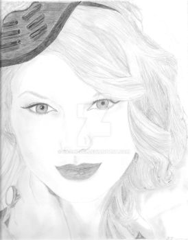 Taylor Swift by Rachiee13