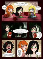 Diary of princess: page 27 by G3N3