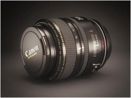 Canon 28-105 USM II by automatte