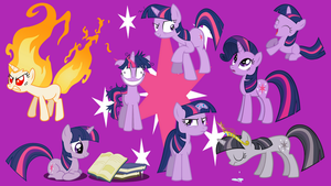 the many faces of twilight by neodarkwing