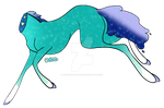 Blue Moon by theliondemon-kaimra