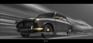 Volvo P122 by Bathankaal