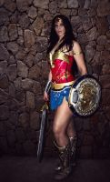 Wonder Woman _ test picture 1 by Jessie-TR