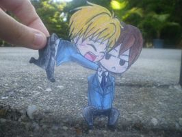 ouran paperchildren- MY DARLING HARUHI by YerBlues99