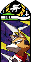 Smash Bros - Fox by Quas-quas