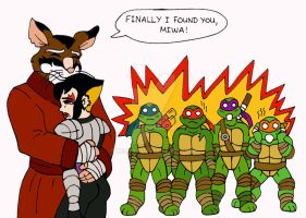 TMNT: Reunited by xero87