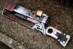 AER14 - Prototype Laser Rifle - Left Side by JayCosplay