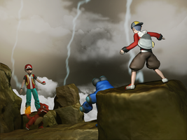 3D Battle by TitoCazares